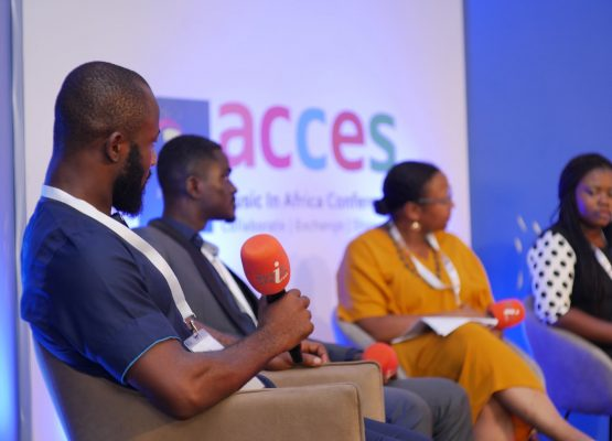 Apprise Music founder, Sarkodie, Samini, Efya, speak at ACCES 2019