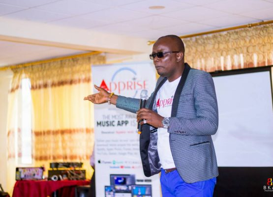 Eastern region Music Workshop featuring Guest Speakers Obour; MUSIGA President and Richie Mensah of Lynx Entertainment supported by Apprise Music